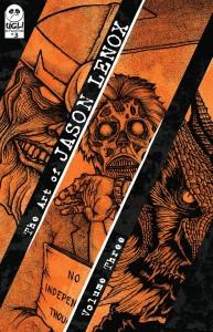 Art of Jason Lenox Volume 3